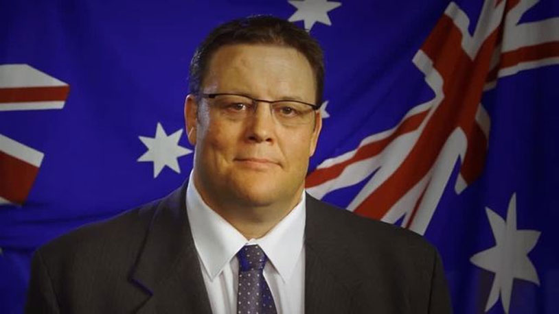 Glenn Lazarus Prime Minister's Testicles