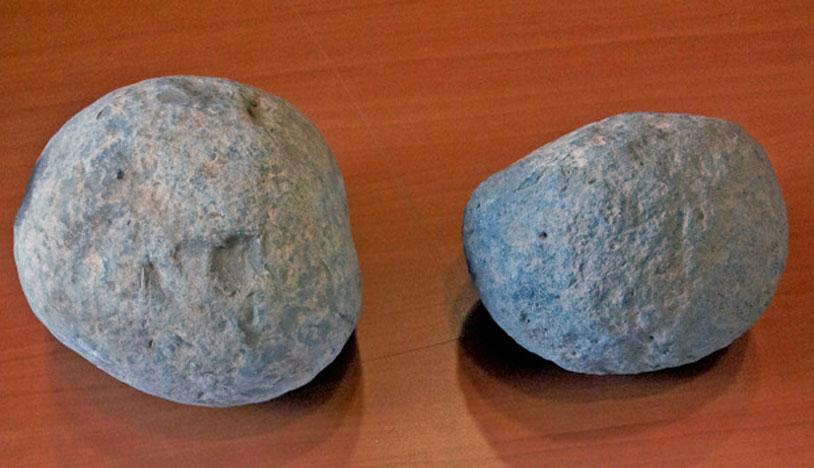 2,000 Year Old Balls