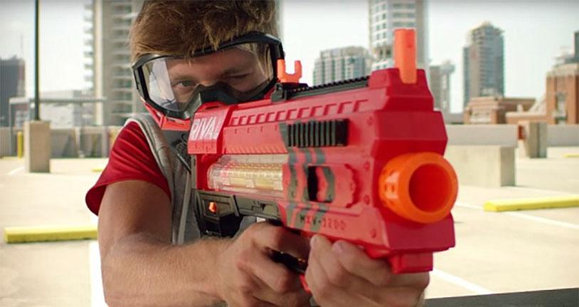 Science of Nerf Guns