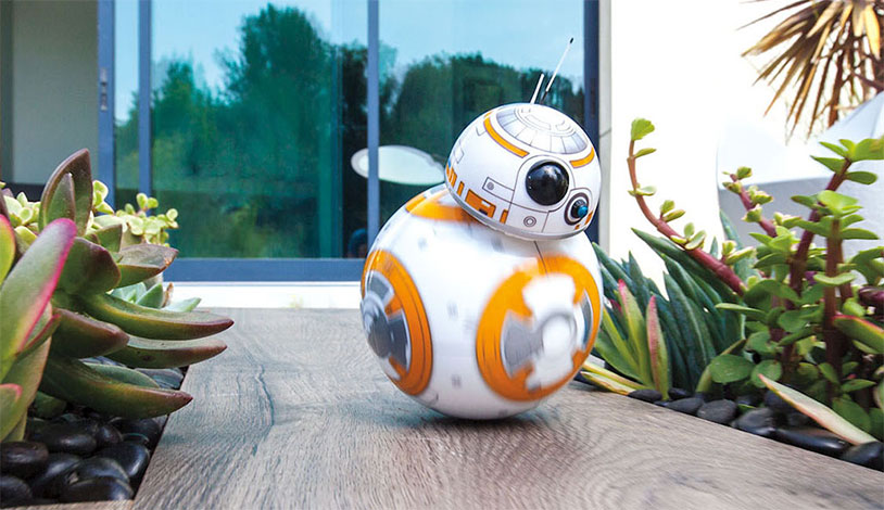 BB-8 Star Wars Robot Toy