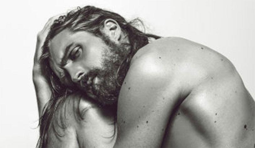 Testicular Cancer Survivor Modeling Nude
