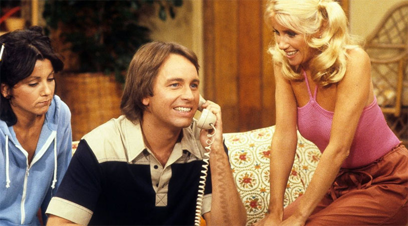 John Ritter Three's Company
