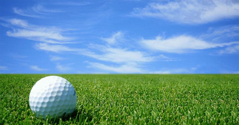 SCUBA Golf Ball