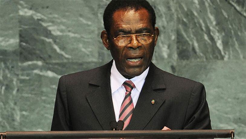 Equatorial Guinea Dictator