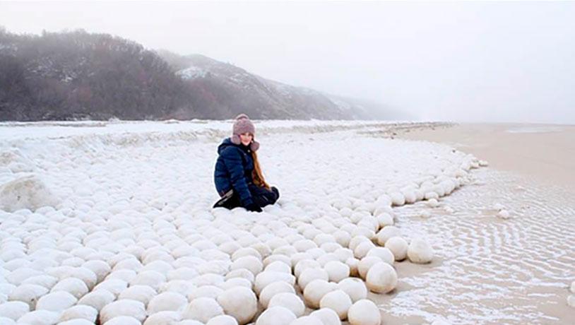 Siberia Ice Balls