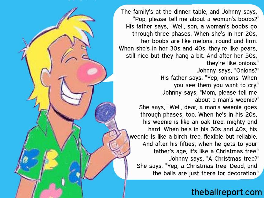 Jackie Tree Joke