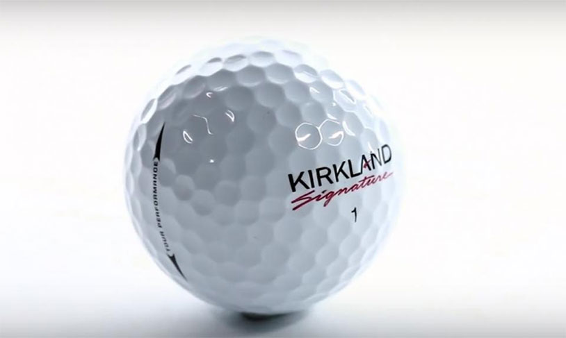 Costco Golf Balls