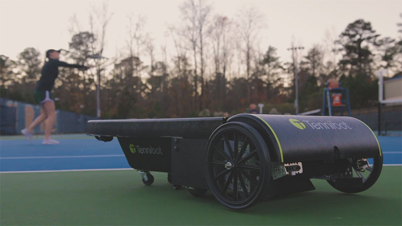 Tennis Ball Robot