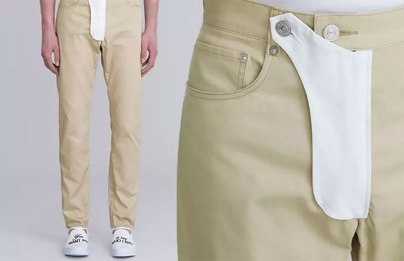 Are Crotch Pocket Pants The Next Fashion Trend?