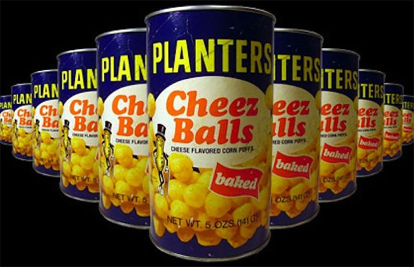 Planters Is Bringing Back Cheez Balls