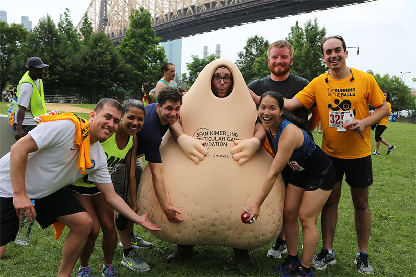 The Running Of The Balls Is This Sunday