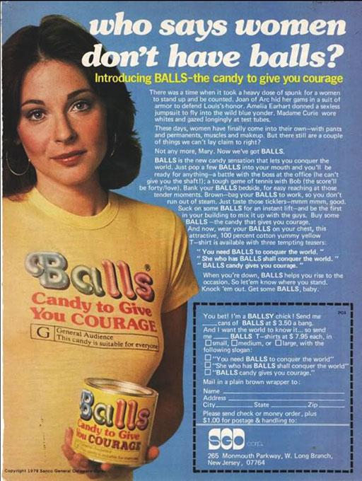 Balls Candy