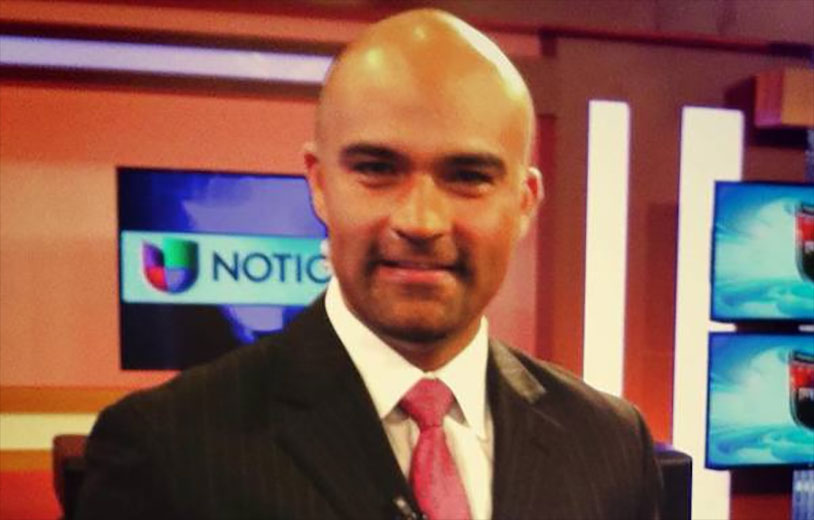 Univision Anchor Speaks Out About Testicular Cancer