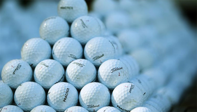 Golf Ball Thief Busted With $10,000 Of Balls