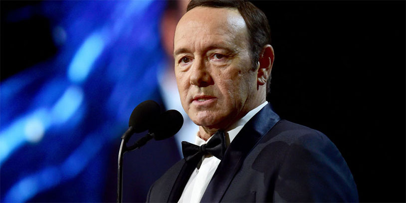 Masseuse Sues Kevin Spacey For Testicle Touching