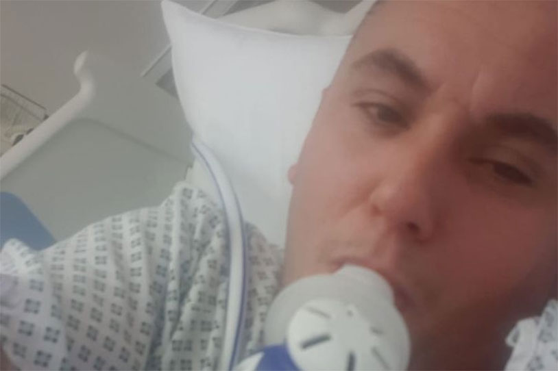 Vape Pen Explosion Leaves Dad With Singed Testicles