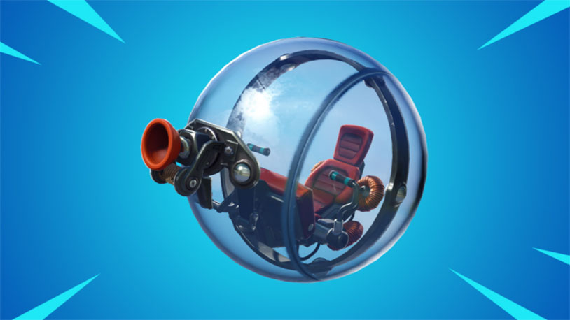 Fortnite Is Getting Some New Balls