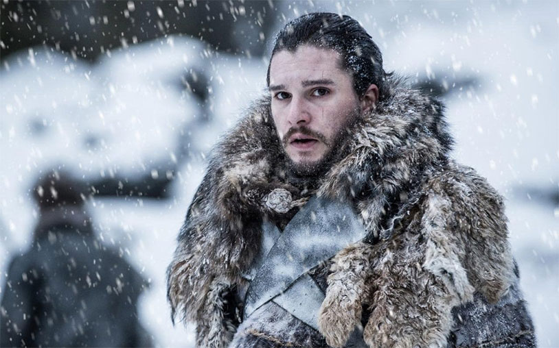 Jon Snow Almost Lost A Testicle To A Dragon On Game Of Thrones