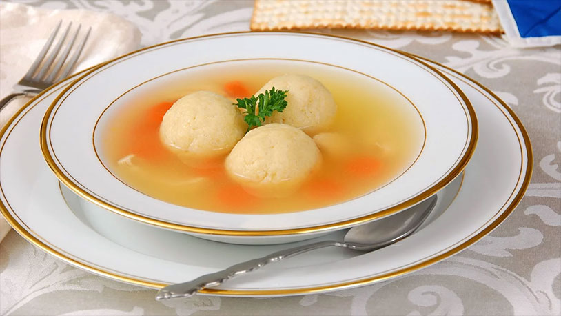 The New Yorker Goes In-Depth On Matzo Balls