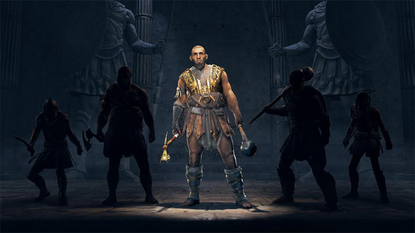 Assassin's Creed Introduces A Testicular Character