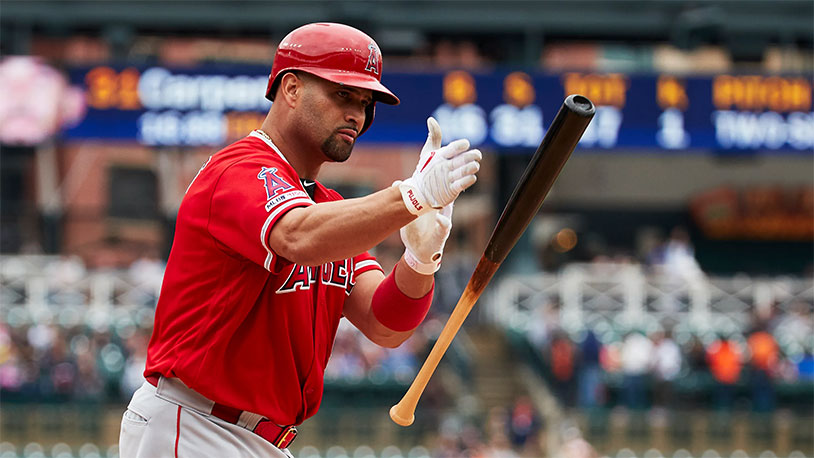 Albert Pujols Hit His 2000th RBI. This Fan Won't Give Him The Ball