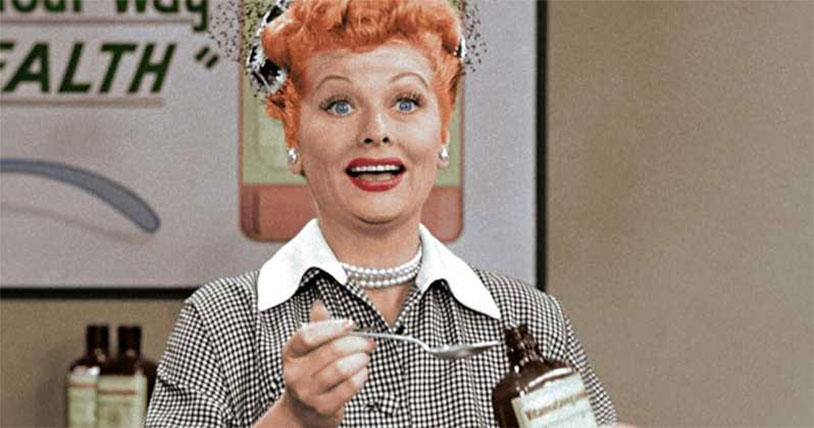 I Love Lucy Coming To Theaters For Lucille Ball's Birthday