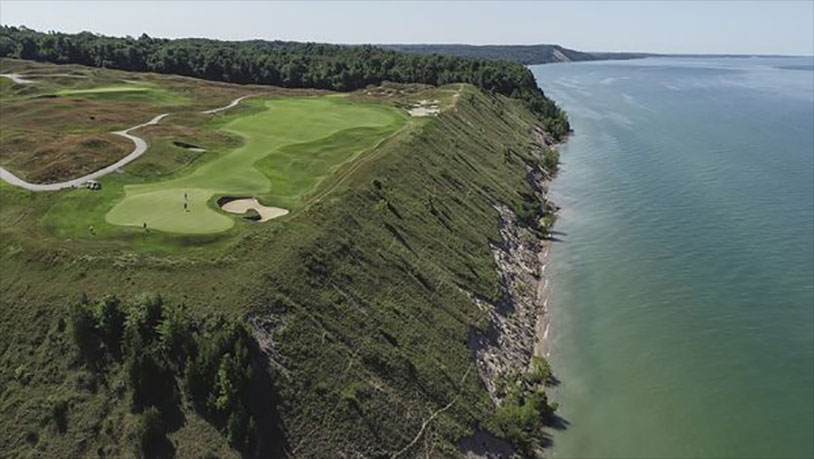 You Have To Stop Hitting Golf Balls Into Lake Michigan