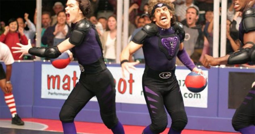 Dodgeball Game Leads To Aggravated Assault Charge