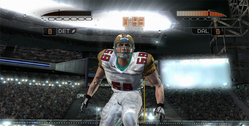 Remembering A Football Video Game That Let You Rupture Your Testicle