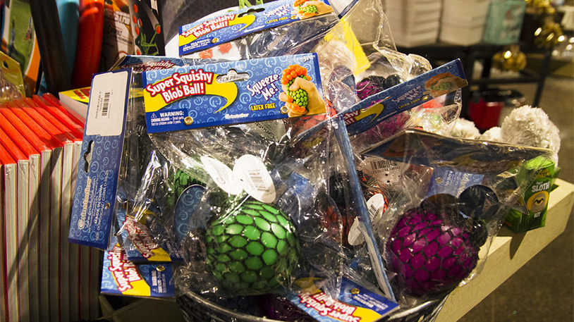 Super Squishy Blob Balls Keep Exploding In Stores