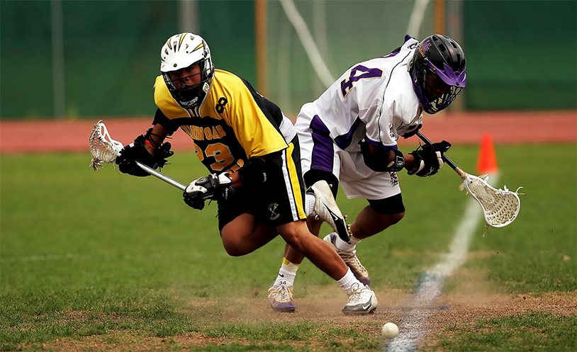 Lacrosse Player Fractures Both Testicles After A Hard Hit