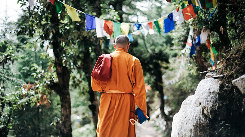Monk Defrocked And Arrested For Alleged Testicle Shooting