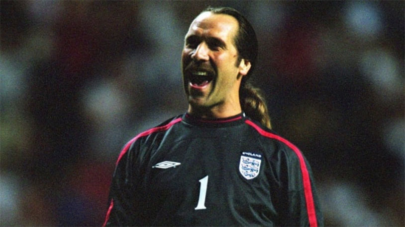 Soccer Player David Seaman Talks Testicular Rupture