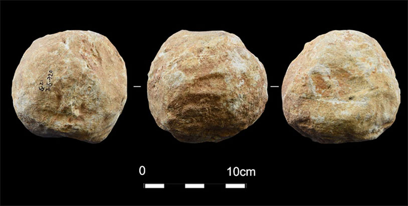 Were These Qesem Cave Stone Balls Used For Cracking Bones?