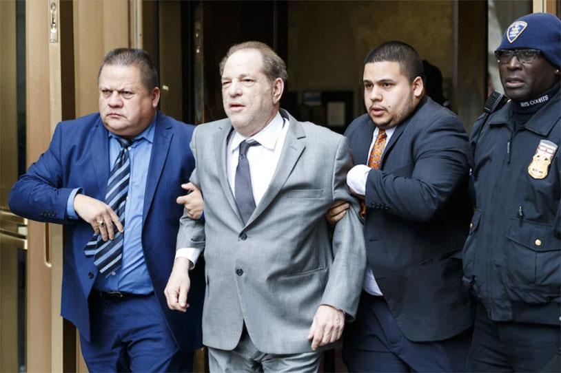 Learn More About Harvey Weinstein's Weird Ballsack Gangrene