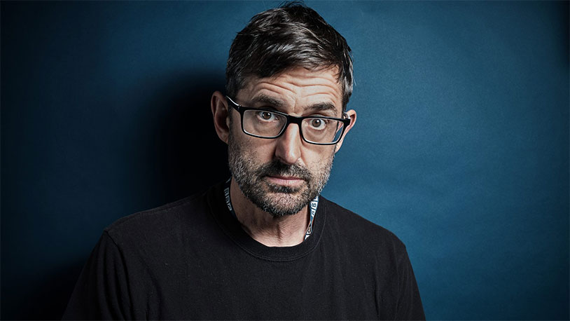 Louis Theroux Has Testicle Scare, Underwear Shame