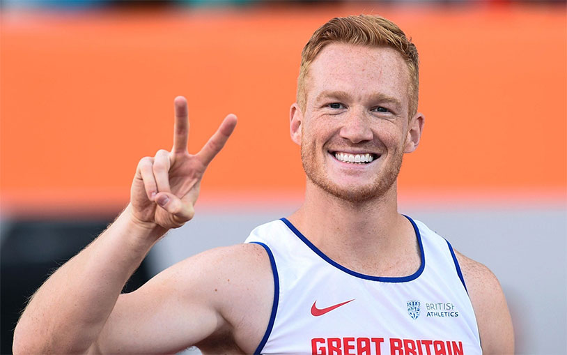 Greg Rutherford Reveals He Found Testicle Lump During Lockdown