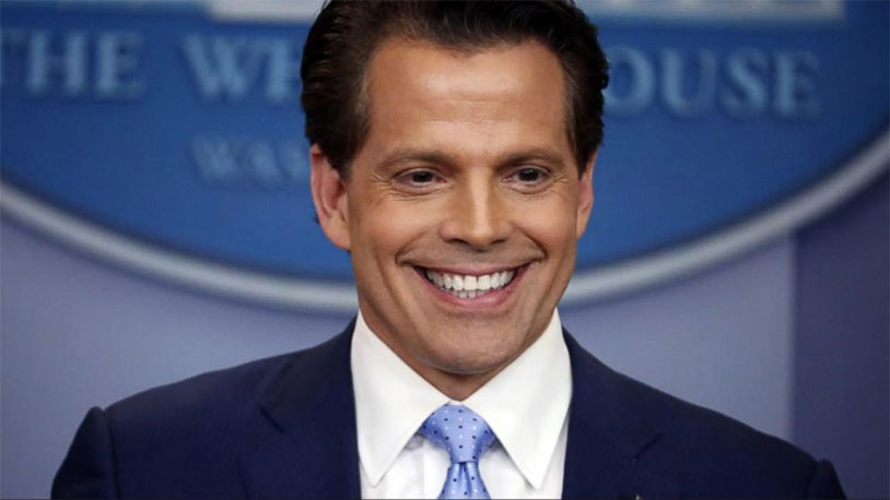 Anthony Scaramucci Wants You To Know About His Balls