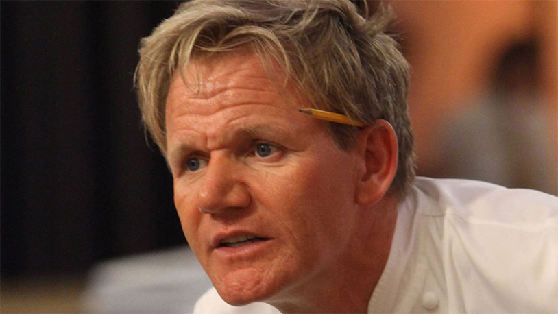 Watch Gordon Ramsay Eat Three Different Kinds Of Testicle