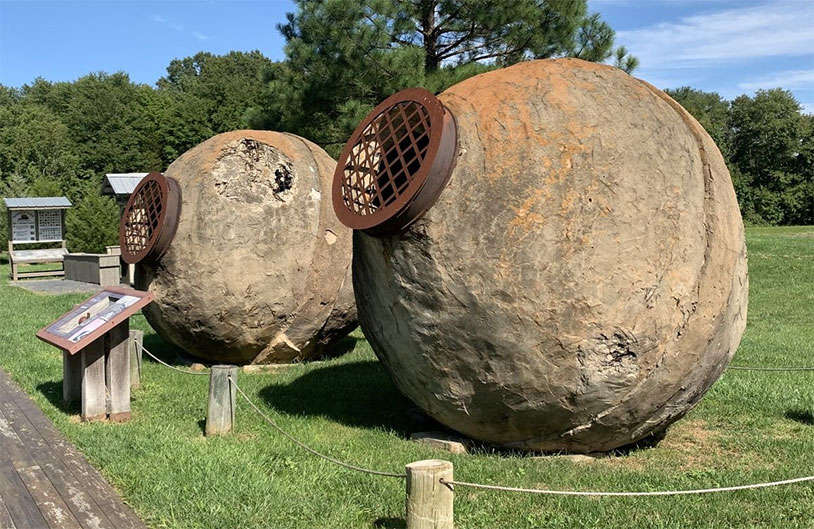 What Were These Massive Hornet Balls Used For?