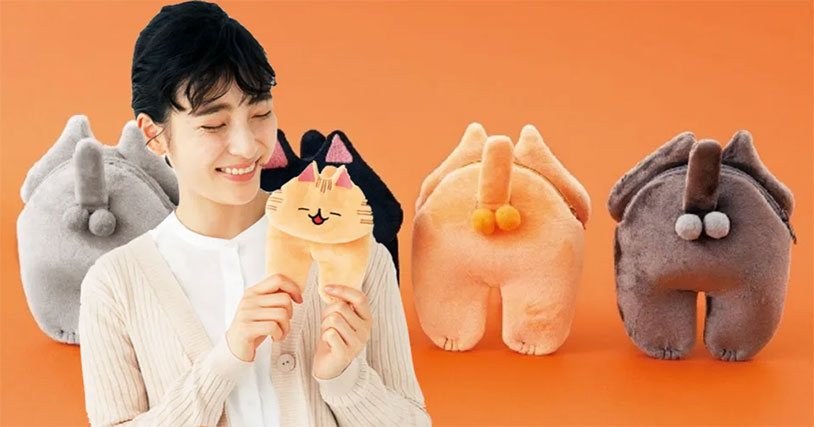 These Japanese Cat Testicle Plushies Are Cute