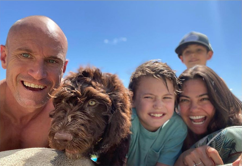 Prankster Convinces Kids He Ate Their Dog's Balls