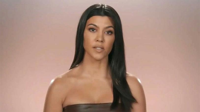 Kourtney Kardashian Tried To Claim That Surgical Masks Cause Cancer