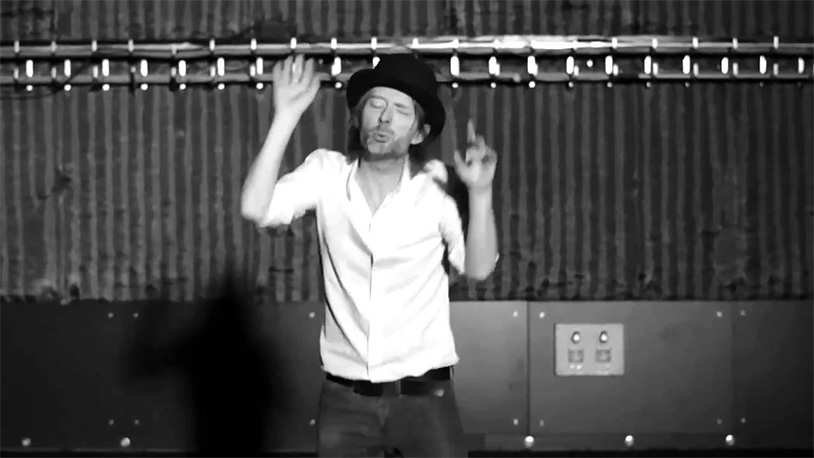 Buy Radiohead Singer's Hat For Testicular Cancer Charity
