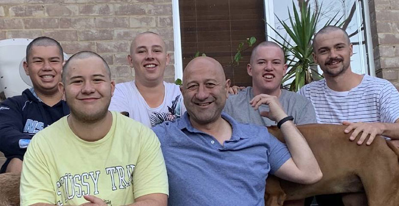 Teenager Shares Testicular Cancer Journey