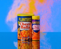 Planters Giving Away Containers Of Cheez Ball Powder